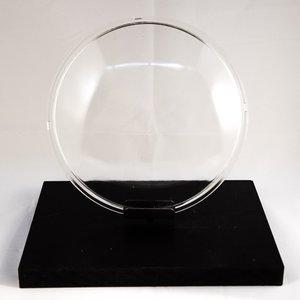 transparante lens