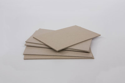 Foam karton grijs