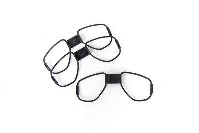 plastiek bril