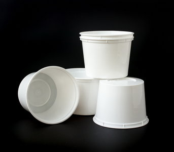 plastiek bakje